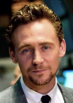 Tom, your eyes are so soft and kind here.