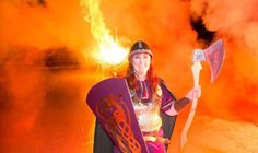 up helly aa 2016 female - Google Search