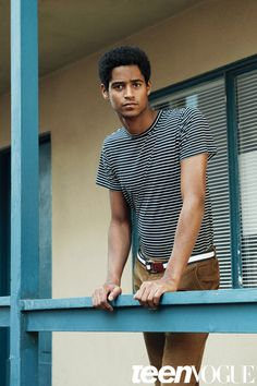 Alfred Enoch How to Get Away with Murder Interview | TeenVogue.com