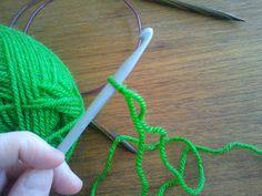 Not-Only-Knitting Emma: Elastisk uppläggning med virknål Knitting, Crochet, Inspiration, Tips, Fashion Styles, Biblical Inspiration, Tricot, Breien, Stricken