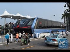 Will This Bus Solve Our Traffic Problems? | Wheels, Air & Water - BabaMail
