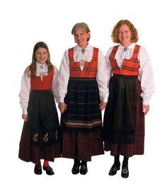 Rondastakker i ulike varianter. We Wear, How To Wear, Folk Costume, Costumes For Women, Norway, Scandinavian, Vintage Fashion, Hipster, Inspiration