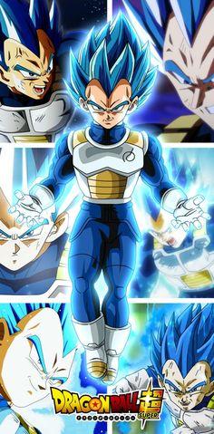 Goku E Vegeta, Gohan, Dbz, Zen Oh, Dragon Ball Z, Popular Anime, Blue Wallpapers, Iron Man, Batman