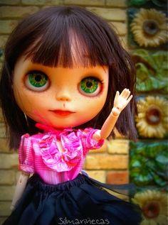 Basaak doll en Comillas: el Capricho