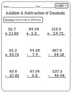 Math Quick Checks - 4th Grade | Pinterest | Math worksheets, Common ...