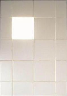 """lafilleblanc: """" Tile light Naoto Fukasawa """""""