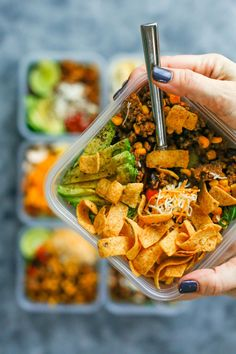 How To Eat Salad Everyday & LIKE IT! (aka the Fritos everyday diet) get all the recipes at barefeetinthekitchen.com