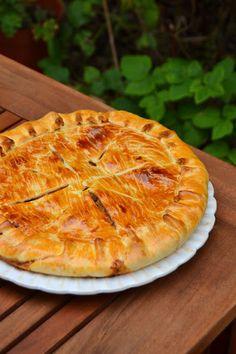 Portuguese Recipes, Empanadas, Kids Meals, Good Food, Food And Drink, Quiches, Pie, Desserts, Crochet