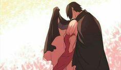 Sakura y Sasuke