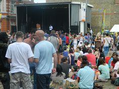 Hustlebucks at Brixton Splash 2013 & see the review http://funkhb.wordpress.com/2013/08/04/brixton-splash-hbucks-13/