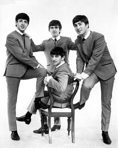 The Beatles Through the Years Pictures - Beatles Timeline: 1962: Portrait ringo - Cynthia Lennon quote | Rolling Stone