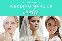 All the beauty inspiration you need for your secret (or not so secret!) wedding pinterest board.