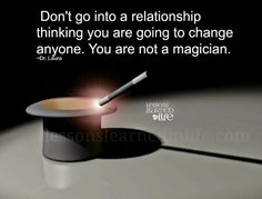 Reflexiones: relationships....
