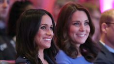 Why #MeghanMarkle And #KateMiddleton Are #Friendly, But Not #BFFs