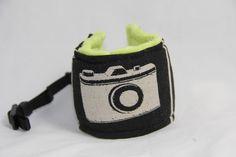 Love this DSLR Wrist Strap by SewTamz Designs! (http://www.sewtamz.com/wrist-quick-release-vintage-camera-with-minky/)