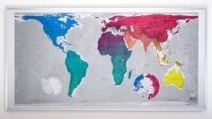 Magnetic Litho Map from Future Mapping Company