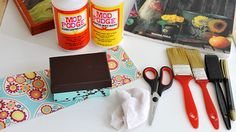 How to Mod Podge: 9 steps (with pictures) - wikiHow