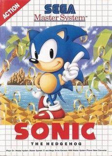 Clásico - Sonic the Hedgehog es un videojuego desarrollado por SEGA en 1991 para los sistemas de entretenimiento informático Master System y Game Gear, protagonizado por Sonic el Erizo. SEGA.Sonic the Hedgehog Por Naoto Oshima y Yuji NakaSonic  My  mejor juego de 8 bits de la historia