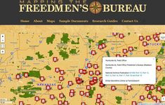 Genealogy Insider - New Genealogy Website Helps You Find African-American Ancestors' Freedmen's Bureau and Freedman's Bank Records