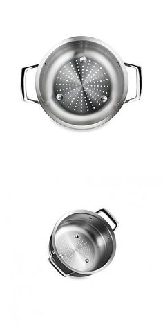 Tramontina Gourmet Prima Stainless Steel Steamer Insert For 3 Quart And  4 Quart Saucepans