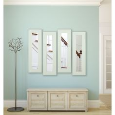 American Made Rayne Delta Panel Mirrors