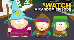 Every Episode Of SouthPark for free, and its legal.