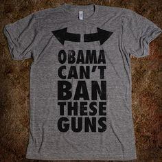 Obama Can't Ban These Guns - Merica Guns And Fun - hahahaha