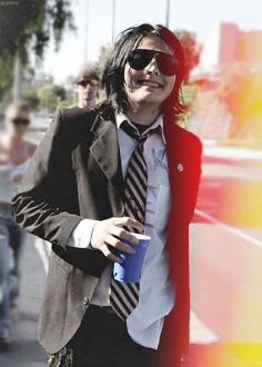 Gerard Way, My chemical romance