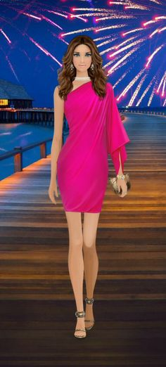 Covet Fashion Game | Jet Set Events | Yacht Cocktails While At Sea | Voting Results 3.27 | Unworn Items +0.00 | Spring 2014 Items +0.01 | Total ✈️ 3.28 | Not a new high score [high score = 3.67]