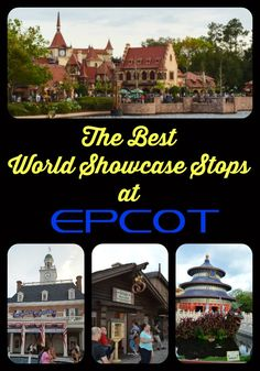 Here is a list of the best world showcase stops at EPCOT. What you should make sure you see at each country!