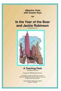 IntheYearTGC Year Of The Boar, Teaching Packs, Jackie Robinson, Novels, Teacher, Books, Professor, Libros, Teachers