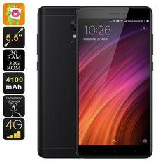 Android Phone Xiaomi Redmi Note 4X (Black)