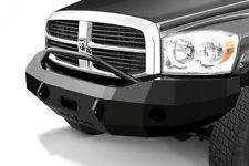 Iron Cross 22-415-04 - HD Series Front Bumper with Push Bar