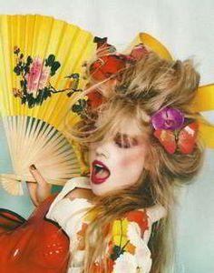 80 Gorgeous Geisha Features