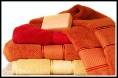 Smelly Towel Dilemma ~ To keep your towels smelling fresh (no more mildew stench) put a cup of white vinegar in your rinse cycle (if you have a Downey Ball you can put the vinegar in that). The towels WILL NOT come out smelling like vinegar – the detergent will mask the vinegar smell. Other helpful hints...