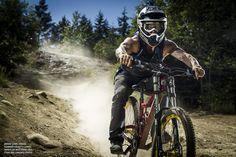 Photo of Jordie Lunn in Whistler, British Columbia, Canada.