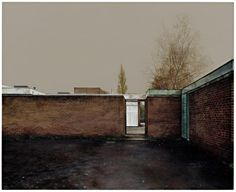 George Shaw - Tile Hill, Coventry in Herbert Art Gallery & Museum
