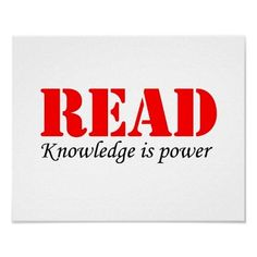 Read Poster Read