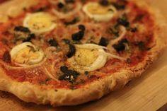São Paulo Style Portuguese Pizza Recipe | Recipe Syndicate - seattlepi.com