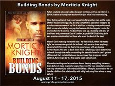 New book by Morticia Knight that has a giveaway as well. The book was a fun read.