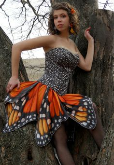 26 best butterfly dresses images  butterfly dress