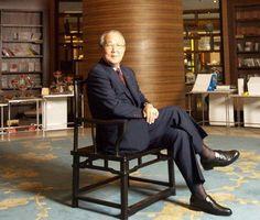 稻盛和夫 (Kazuo Inamori) 1932- Japanese philanthropist, entrepreneur and the founder of Kyocera Corporation and KDDI Corporation. He is the chairman of Japan Airlines. In 2011, he received the Othmer Gold Medal for outstanding contributions to progress in science and chemistry.