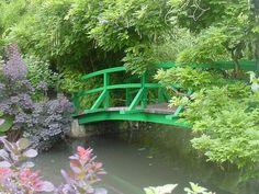 The Japanese Bridge, Giverney