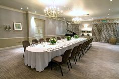 The Calistoga room is great for private #dining and #corporate #meetings for #business people. It is part of the wonderful Vineyard located in Stockcross #Newbury #Berkshire
