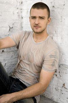 Justin Timberlake and that tattoo. I  wish he had more.