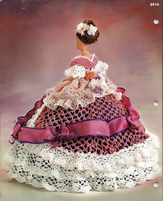Annies Glorious Gowns Old South Collection / por grammysyarngarden