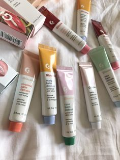 from glossier 3 466474473903377297 Lip Care, Body Care, Beauty Care, Beauty Skin, Beauty Makeup, Haut Routine, Balm Dotcom, Diy Deodorant, Face Skin Care