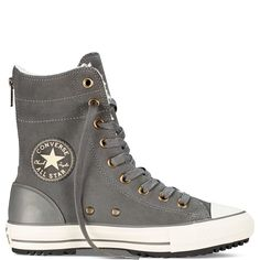 Womens Chuck Taylor Hi-Rise Boot Thunder/Natural/Egret thunder/natural/egret