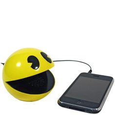Pac-Man Caixa de som para celular - Bonecos Colecionáveis e Brinquedos é na ITtoys