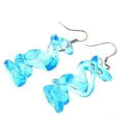 earring INFINITY collection  glass emotion Susanna Martini www.lagioja.com